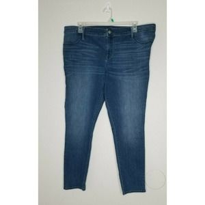 Isabel by Ingrid Maternity Blue Jeggings Jeans 18